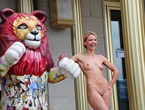 public nudity films by celine 5