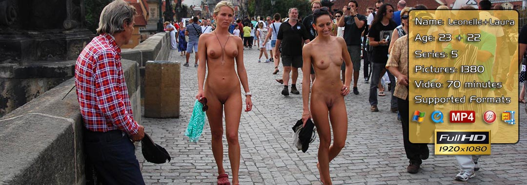 public naked girls
