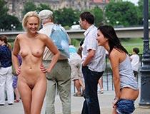 linda nackt draussen 4