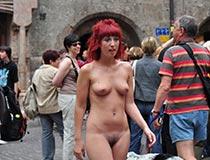 heiße girls nackt draussen 15