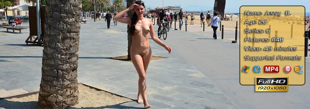 nude in public activity