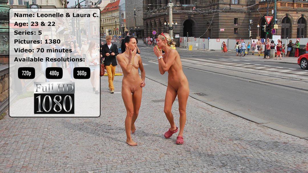 Leonelle & Laura